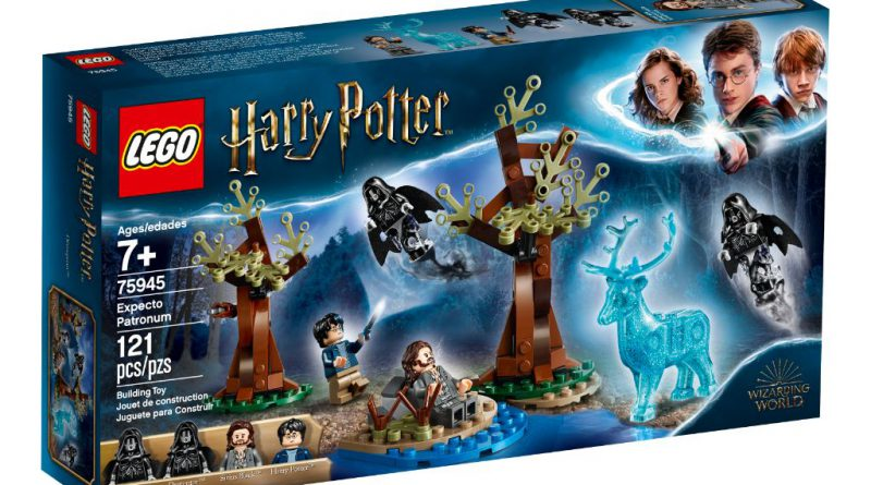 LEGO Harry Potter 75945 Expecto Patronum 1 2 800x445