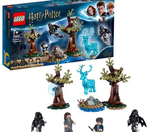 LEGO Harry Potter 75945 Expecto Patronum 1 500x445