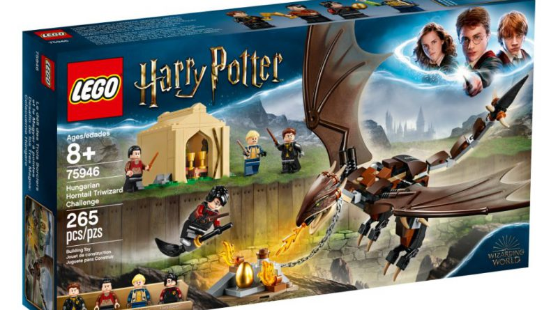 LEGO Harry Potter 75946 Hungarian Horntail Triwizard Challenge 1 1 800x445