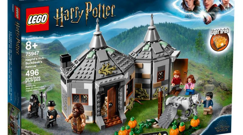 LEGO Harry Potter 75947 Buckbeacks Rescue 1 800x445
