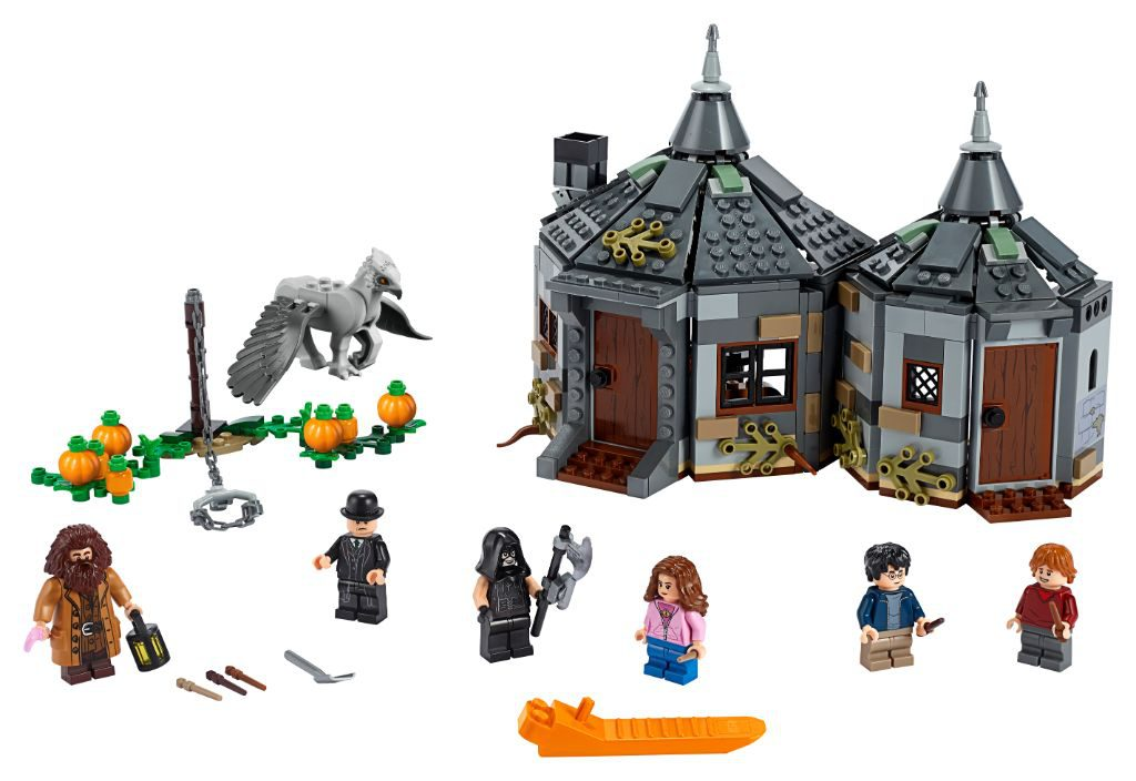 LEGO Harry Potter 75947 Buckbeacks Rescue 2 1024x704
