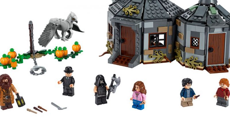 LEGO Harry Potter 75947 Buckbeacks Rescue Featured 800 445 800x445