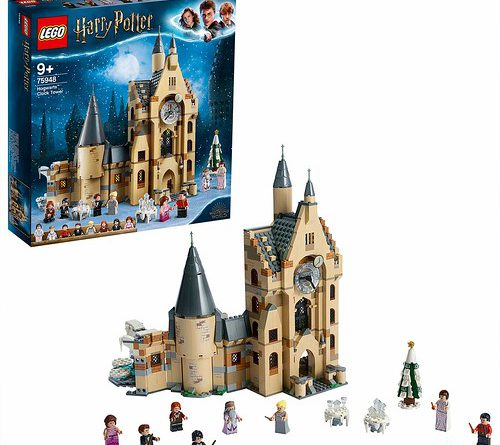 LEGO Harry Potter 75948 Hogwarts CLock Tower 1 500x445