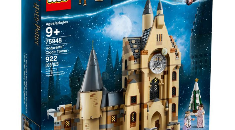 LEGO Harry Potter 75948 Hogwarts Clocktower 1 800x445