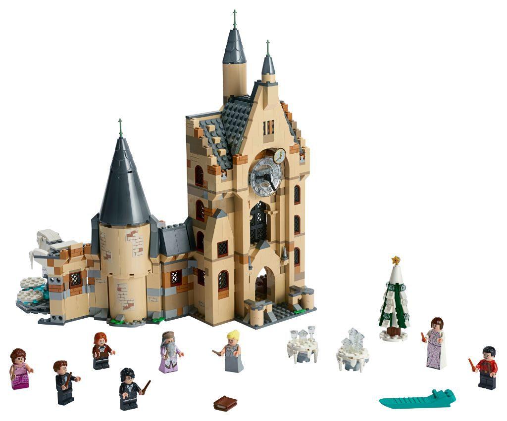 LEGO Harry Potter 75948 Hogwarts Clocktower 2 1024x852