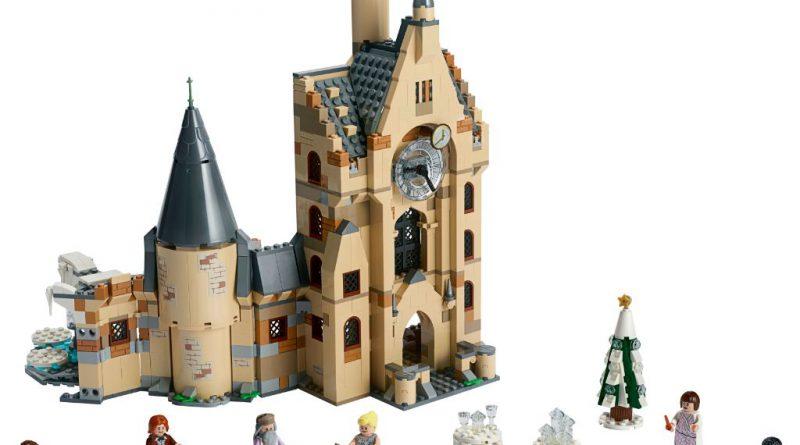 LEGO Harry Potter 75948 Hogwarts Clocktower 2 800x445