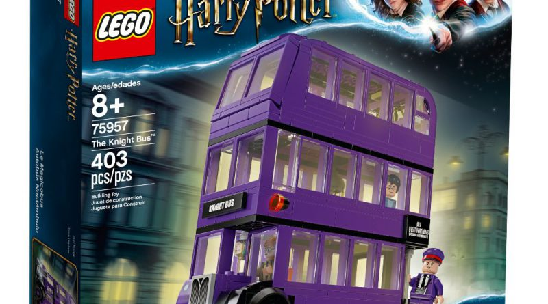 LEGO Harry Potter 75957 Knight Bus 800x445