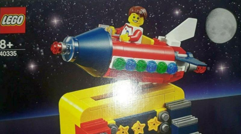 LEGO Ideas 40335 Space Ride