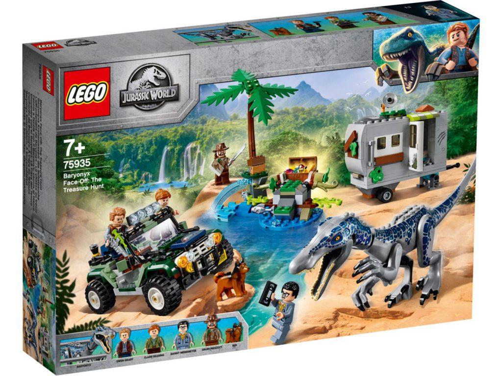 LEGO Jurassic World 75935 1