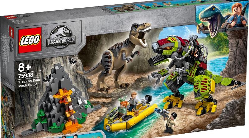 LEGO Jurassic World 75938 featured 800 445