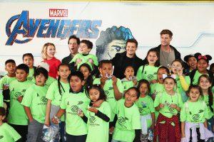 LEGO Marvel Avengers Endgame Cast Visit 1 300x200