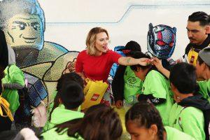 LEGO Marvel Avengers Endgame Cast Visit 3 300x200
