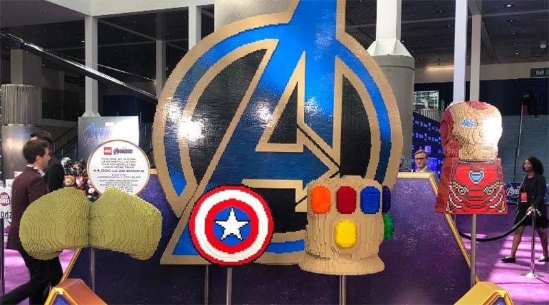LEGO Marvel Avengers Endgame Premiere Builds Featured 800 445