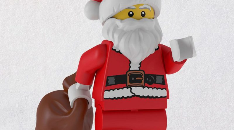 Lego Christmas Ornaments To Feature Santa Claus Unikitty And Robin