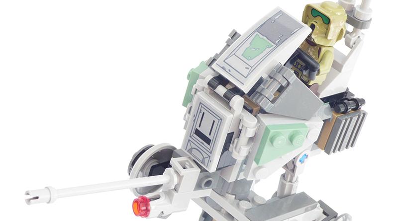 LEGO Star Wars 75261 Clone Scout Walker Featured 800 445