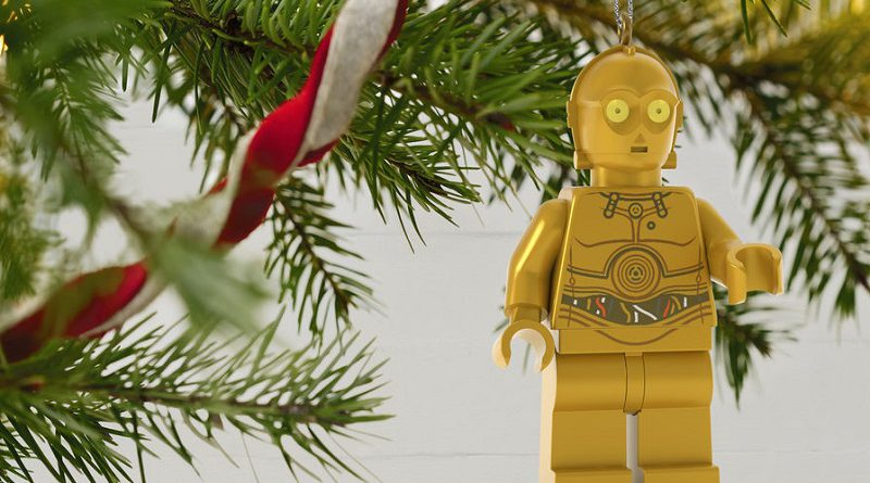 LEGO Star Wars C 3PO Droid Ornament Featured 800 445 800x445