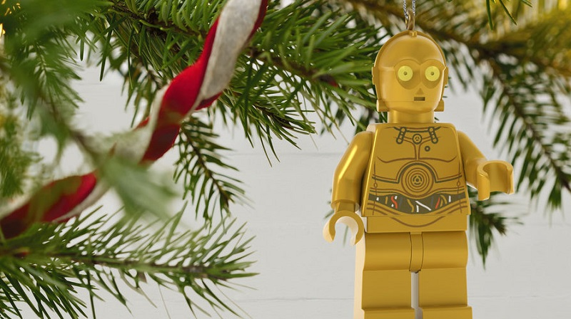 LEGO Star Wars C 3PO Droid Ornament Featured 800 445