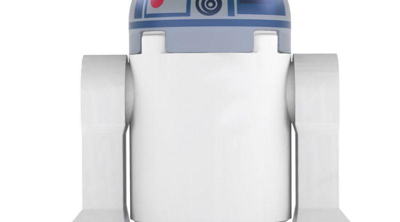 LEGO Star Wars R2D2 Droid Ornament 2
