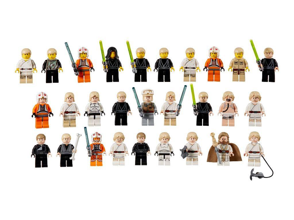 LEGO Star Wars Minifigures 20 Years 9 1024x768