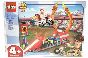 LEGO Toy Story 4 10767 Duke Cabooms Stunt Show 300x200