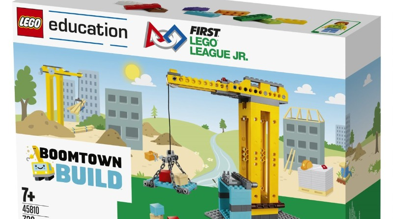 LEGO Education Fll Featured