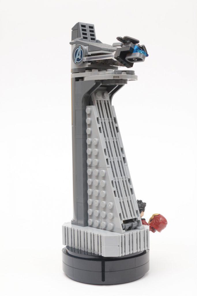 LEGO Marvel 40334 Avengers Tower review 2