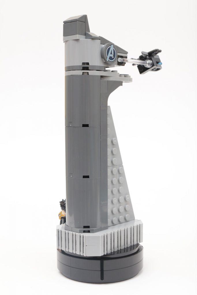 LEGO Marvel 40334 Avengers Tower review 3
