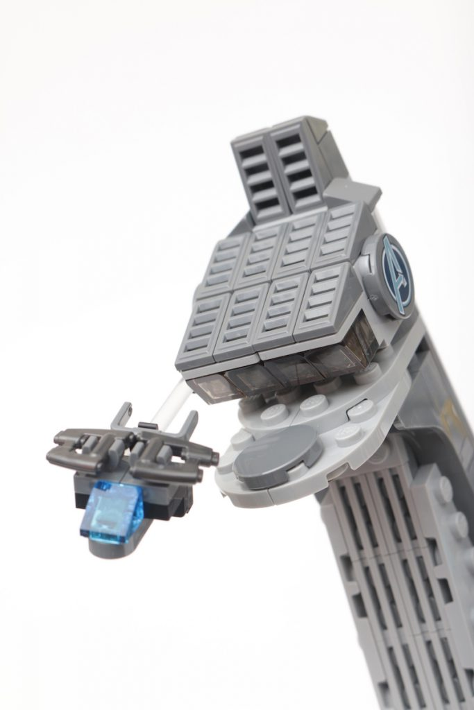 LEGO Marvel 40334 Avengers Tower review 5
