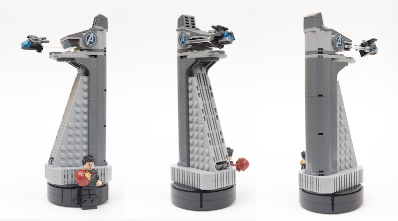 LEGO Marvel 40334 Avengers Tower Review Title