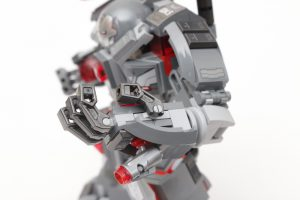 LEGO Marvel 76124 War Machine Buster review 10