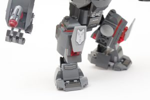 LEGO Marvel 76124 War Machine Buster review 11