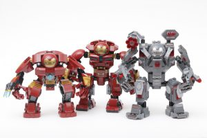 LEGO Marvel 76124 War Machine Buster review 14