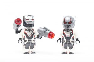 LEGO Marvel 76124 War Machine Buster review 15