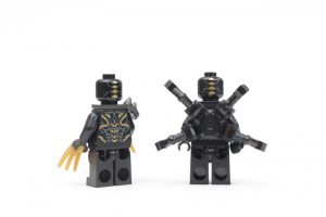 LEGO Marvel 76124 War Machine Buster review 19