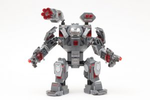 LEGO Marvel 76124 War Machine Buster review 5