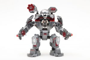 LEGO Marvel 76124 War Machine Buster review 6