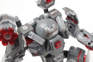 LEGO Marvel 76124 War Machine Buster review 7