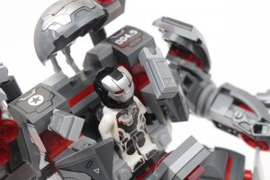 LEGO Marvel 76124 War Machine Buster review 8