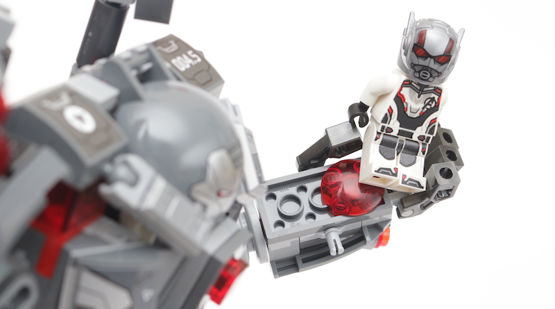 LEGO Marvel 76124 War Machine Buster Review Title