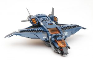 LEGO Marvel 76126 Avengers Ultimate Quinjet Review 1 300x200