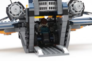 LEGO Marvel 76126 Avengers Ultimate Quinjet Review 16 300x200