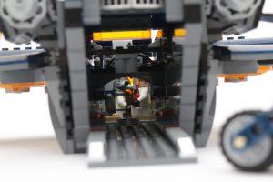 LEGO Marvel 76126 Avengers Ultimate Quinjet review 18