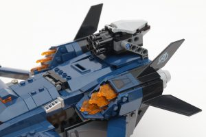 LEGO Marvel 76126 Avengers Ultimate Quinjet Review 22 300x200