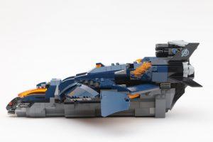 LEGO Marvel 76126 Avengers Ultimate Quinjet review 23