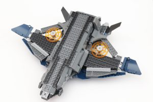 LEGO Marvel 76126 Avengers Ultimate Quinjet Review 24 300x200