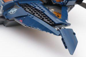 LEGO Marvel 76126 Avengers Ultimate Quinjet review 26