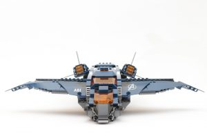 LEGO Marvel 76126 Avengers Ultimate Quinjet Review 3 300x200