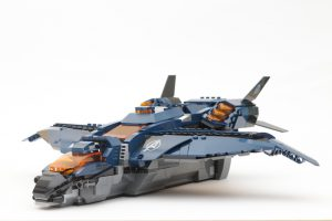 LEGO Marvel 76126 Avengers Ultimate Quinjet review 4