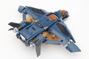 LEGO Marvel 76126 Avengers Ultimate Quinjet review 6