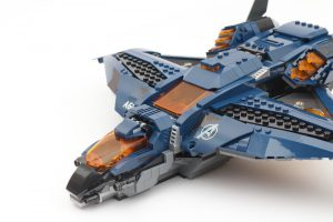 LEGO Marvel 76126 Avengers Ultimate Quinjet Review 7 300x200